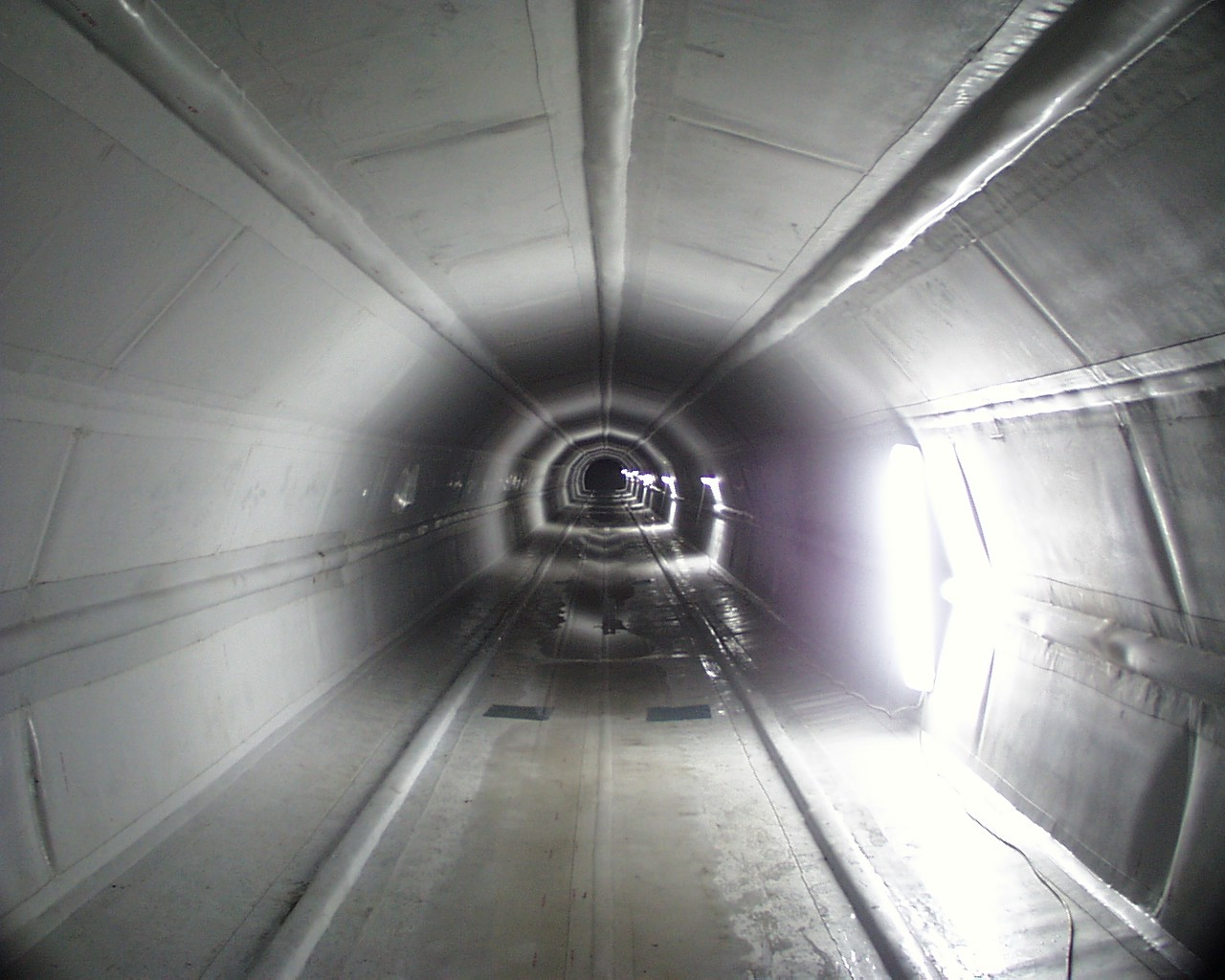 Spalov tunnel