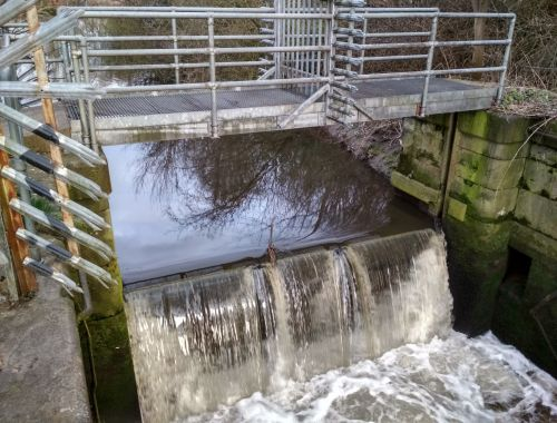 Latchford Weir